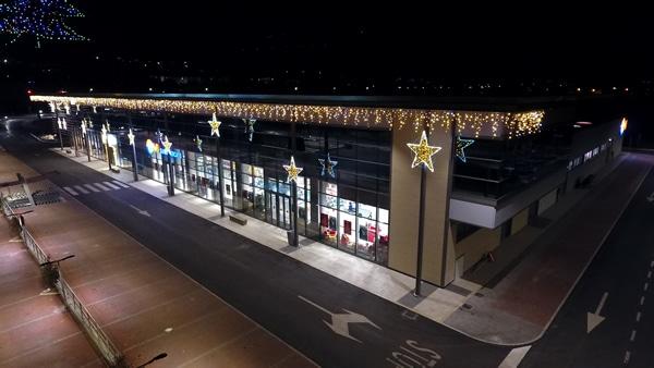 Luminarie natalizie per illuminazioni di ogni tipo emporio verde